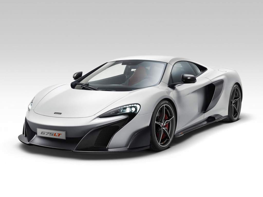 British Gentleman McLaren Went Wild With The 675LT