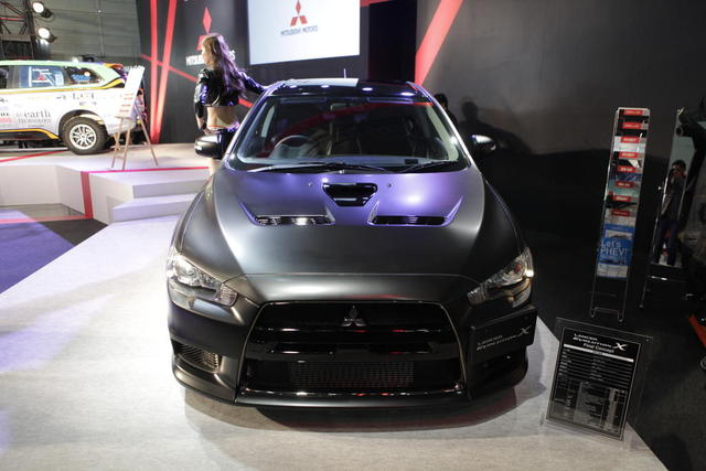 The Last Mitsubishi Lancer Evo X Concept Ever