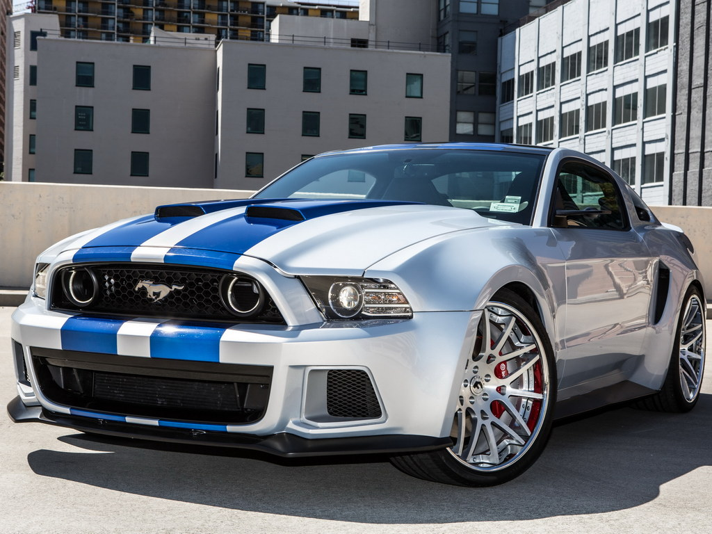 Need For Speed Shelby 1