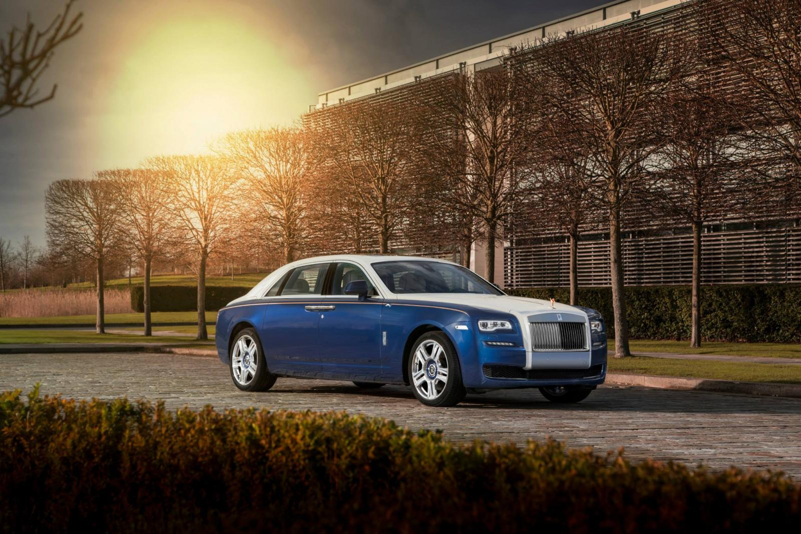 Rolls Royce Ghost Mysore Collection Is Only For Abu Dhabi And It's Closest Thing To A Perfection You Will See