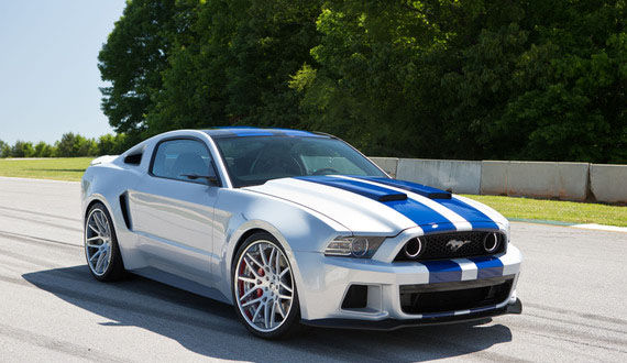 Need For Speed Shelby 4