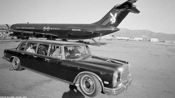 1969 Mercedes Benz 600 Pullman Limousine