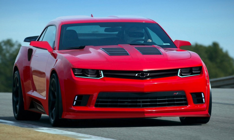 The All-New 2016 Chevy Camaro will pace the Indy 500