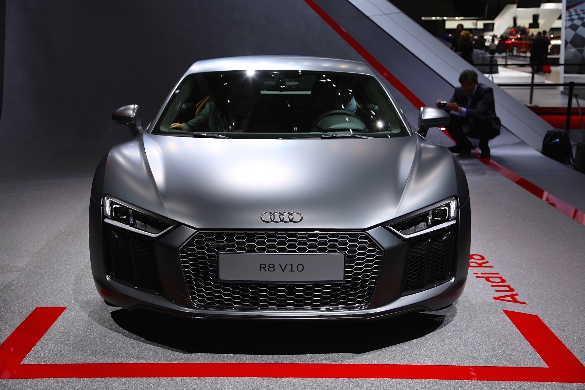 Audi R8, The Most Powerful, Fastest Production Audi Ever, Stuns at