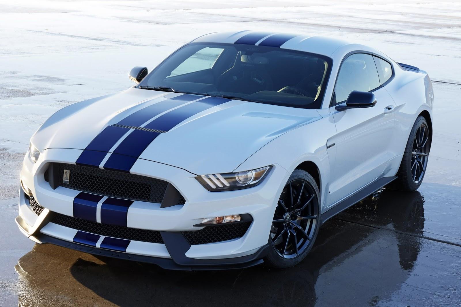 Mustang gt vs m4 8