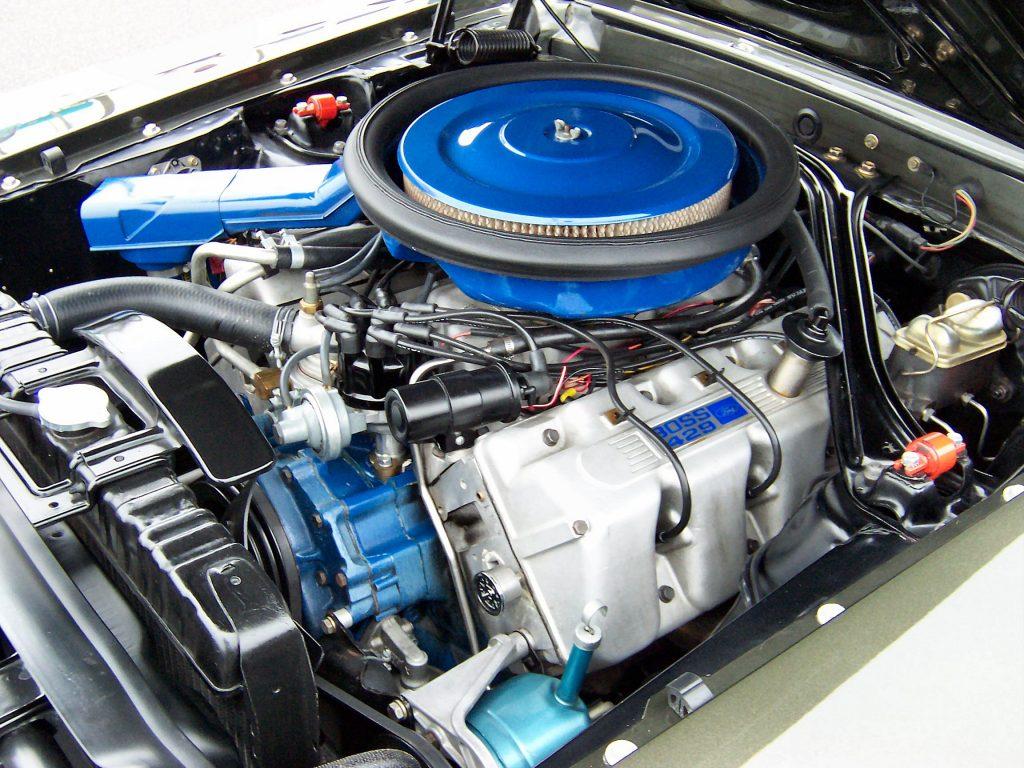 1969 Boss 429 Engine