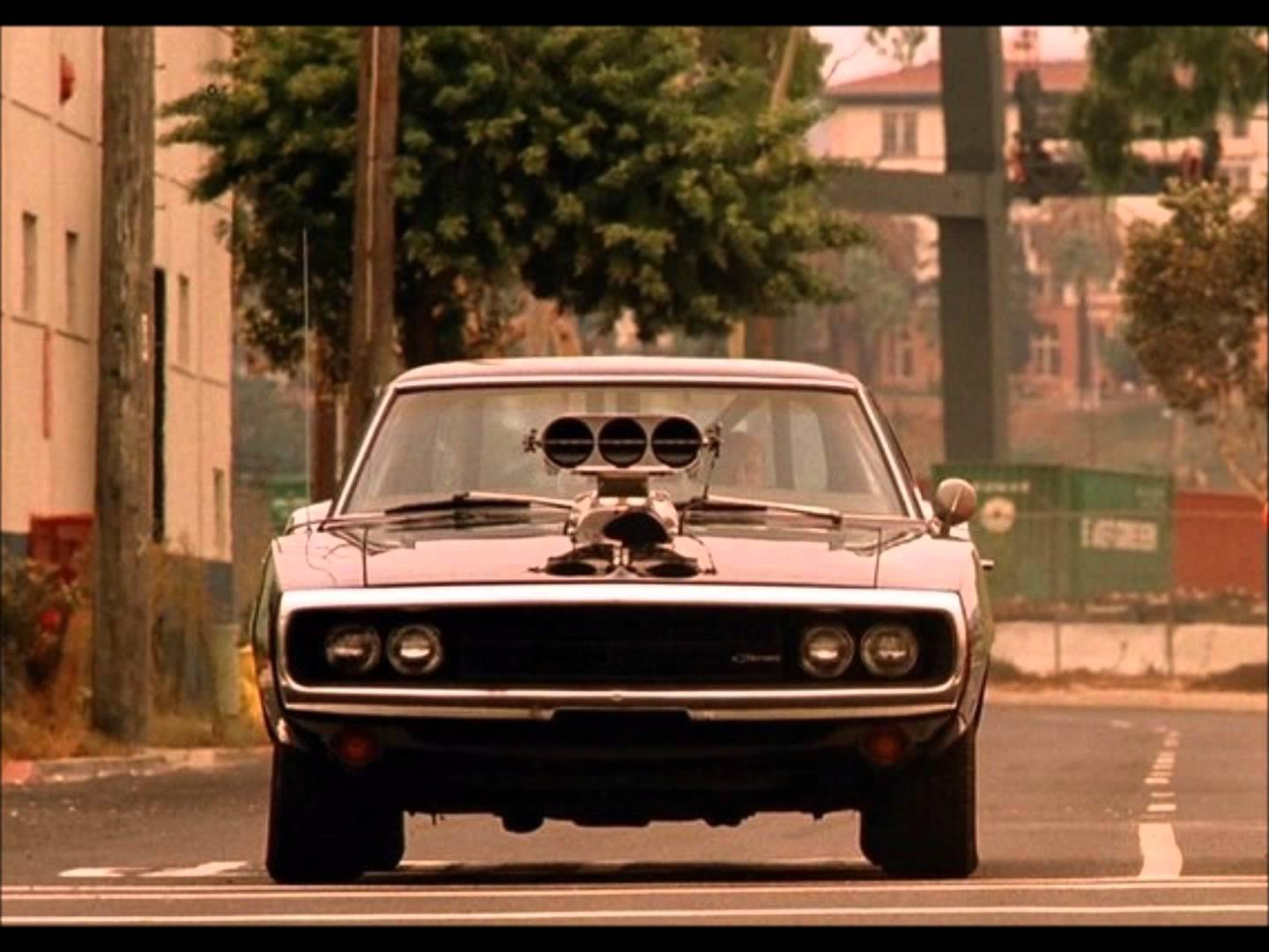 Kết quả hình ảnh cho 1970 Dodge Charger R/T  - The Fast and the Furious Franchise (2001)
