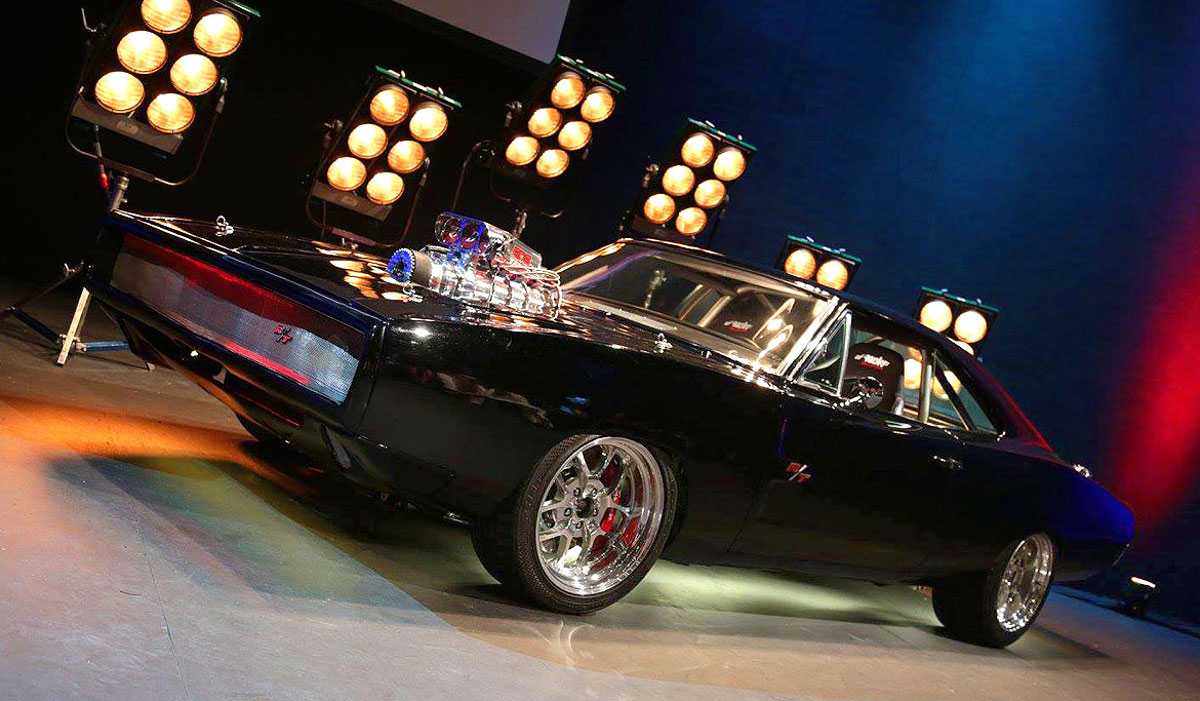 Dom S 1970 Dodge Charger Rt Has Always Been Fast Amp Furious