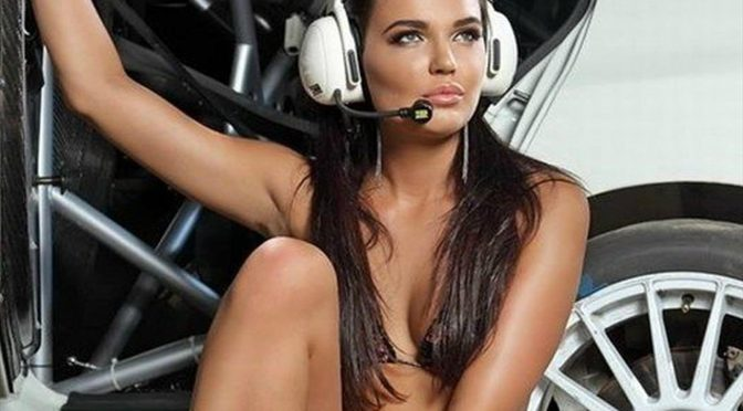 8 Racers Hotter than Danica Patrick