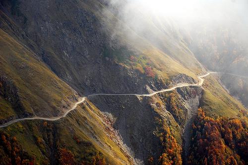 Abano Pass, Georgia