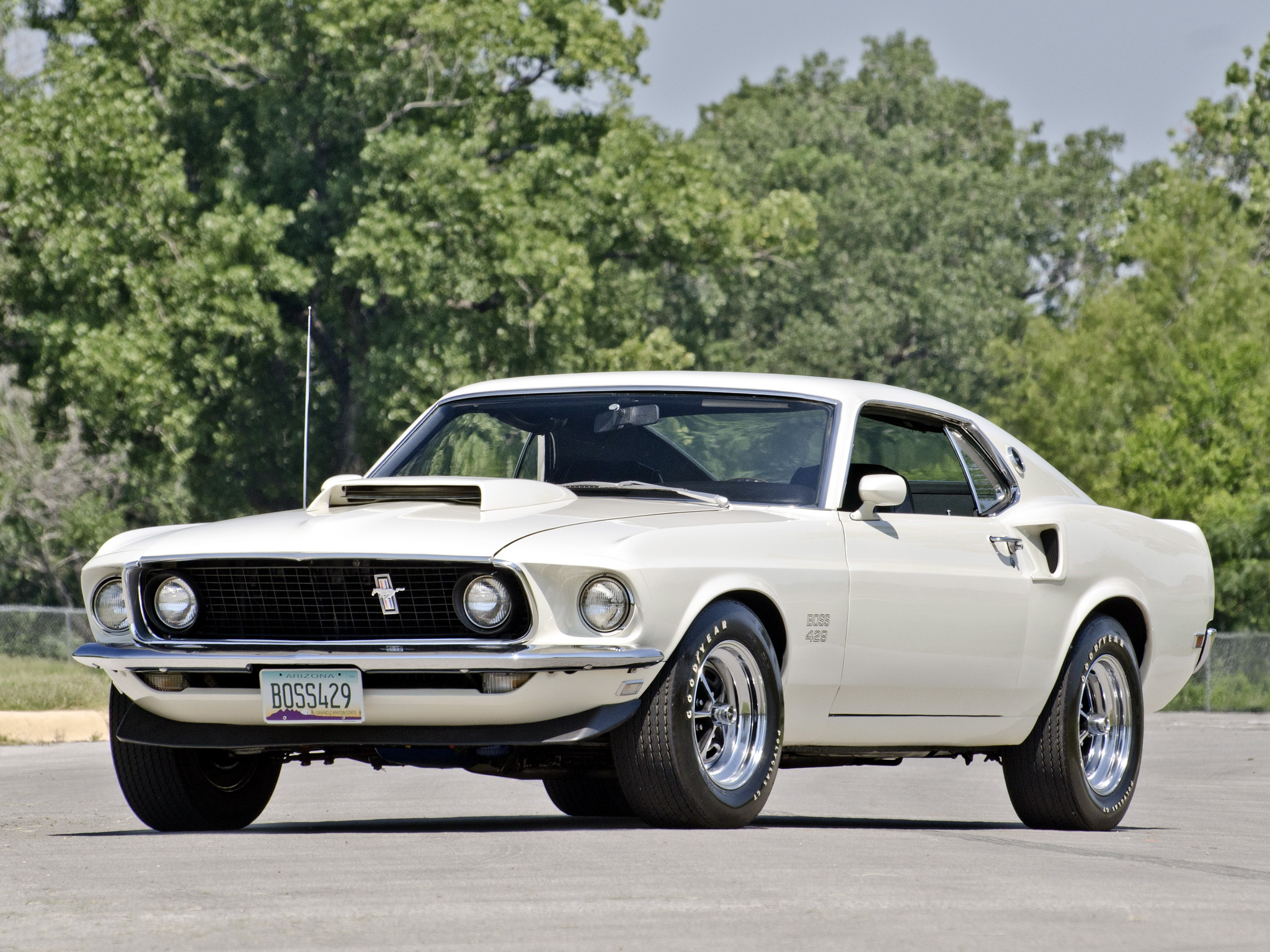 why is the 1969 boss 429 mustang the best muscle car of all time. Black Bedroom Furniture Sets. Home Design Ideas