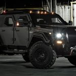 The Massive Gurkha RPV Tactical Armored Vehicle