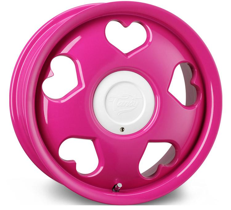 Heart Wheels