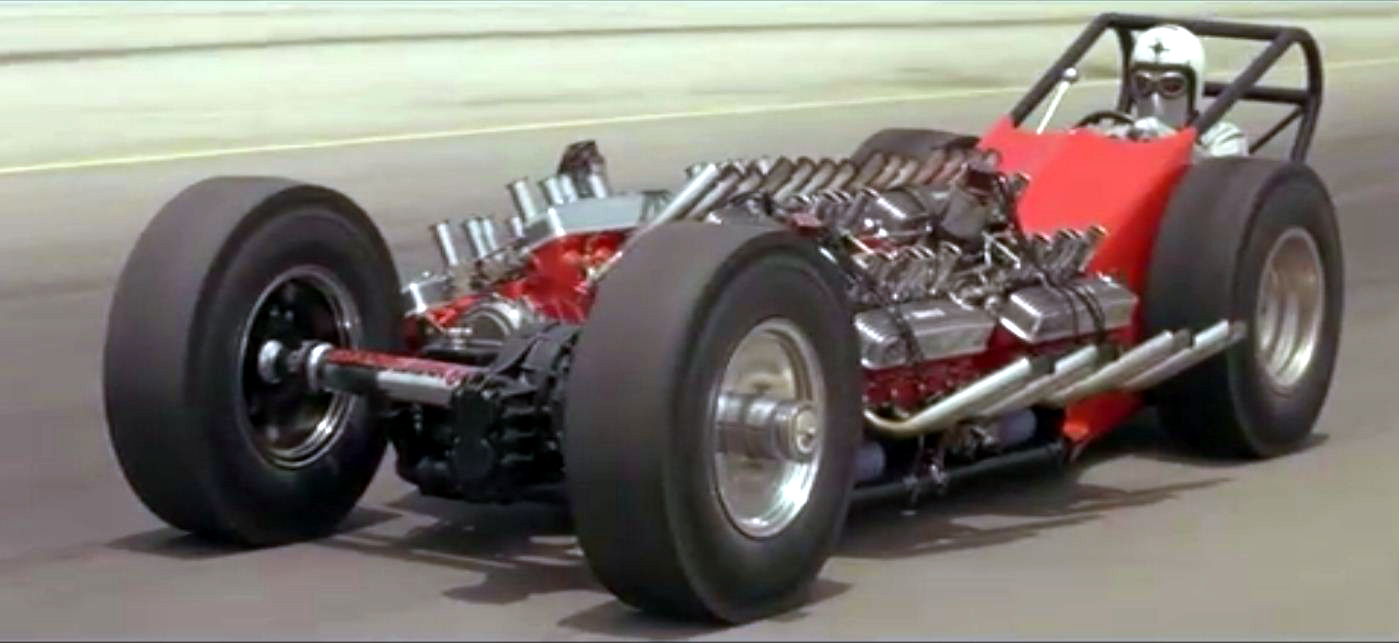 8 of the Weirdest Race Cars You\'ve Never Seen