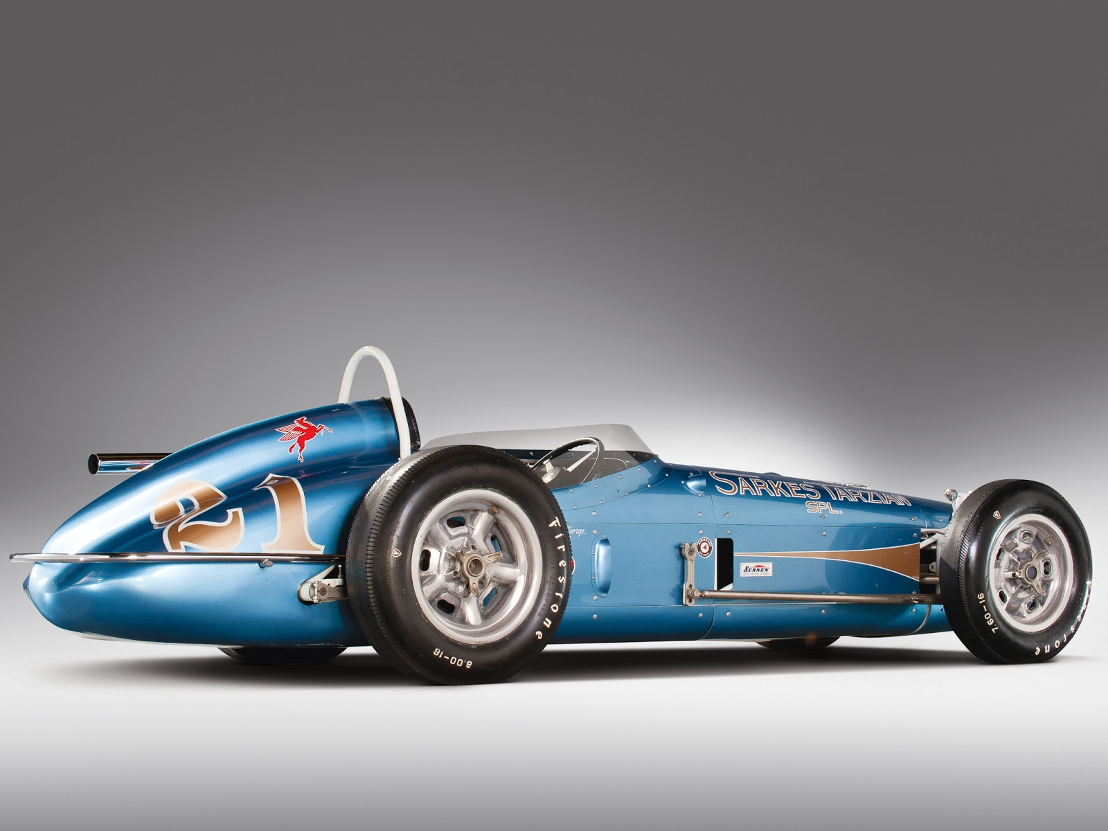 Most Beautiful Race Cars Ever