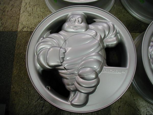 Michelin Man Wheels
