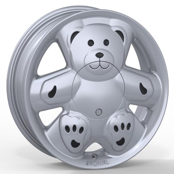 Ronal Teddy Bear Wheel