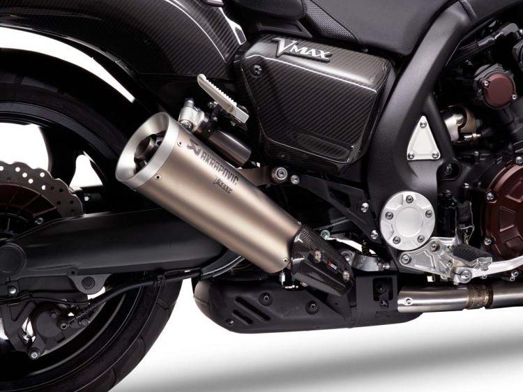 Yamaha VMAX Carbon 2