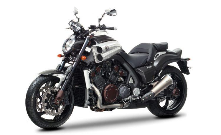 Yamaha VMAX Carbon 1