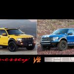 Shelby Baja 700 vs. Hennessey VelociRaptor: Two Different Beasts