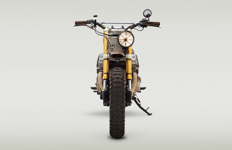 The Walking Dead Motorcycle: Daryl Dixon's Mean Machine