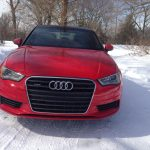 The A3 grows up: No longer a hatchback, A3 sedan matures, offers engine options