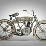 The 1907 Strap Tank Harley: $715,000 Well Spent
