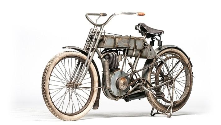 1907 Harley Davidson Auction 3