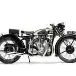 Under The Hammer: 1939 Vincent HRD Series Rapide