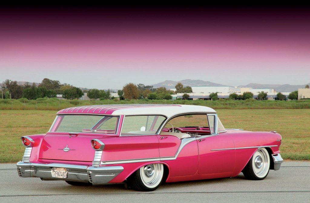 1957 Oldsmobile Fiesta Station Wagon