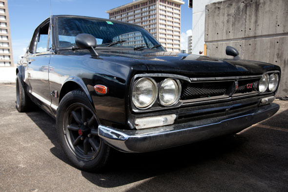 1972 nissan skyline gtr_ driven by brian oconnor - Fast And Furious Cars Skyline