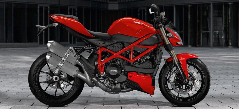 2015 Ducati Streetfighter 848 4