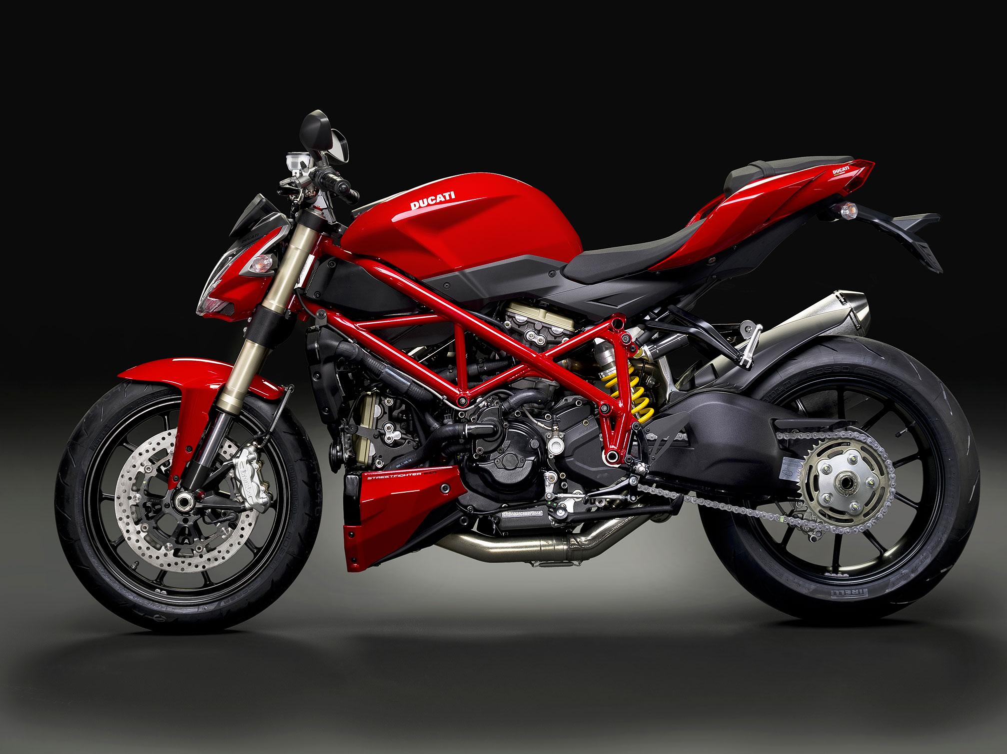 2015 Ducati Streetfighter 848 2