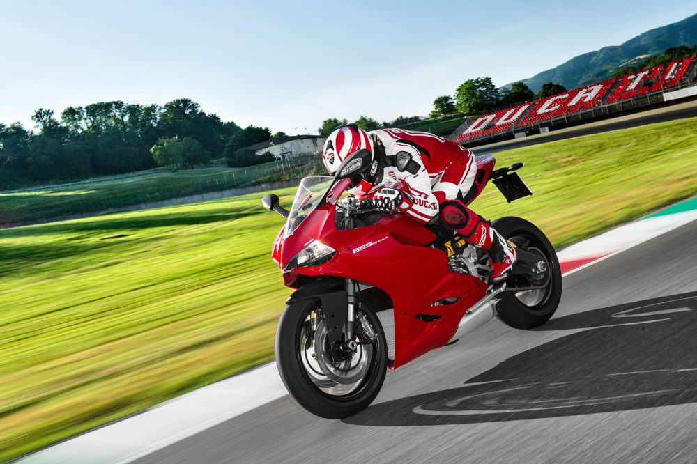 2015 Ducati 899 Panigale 4