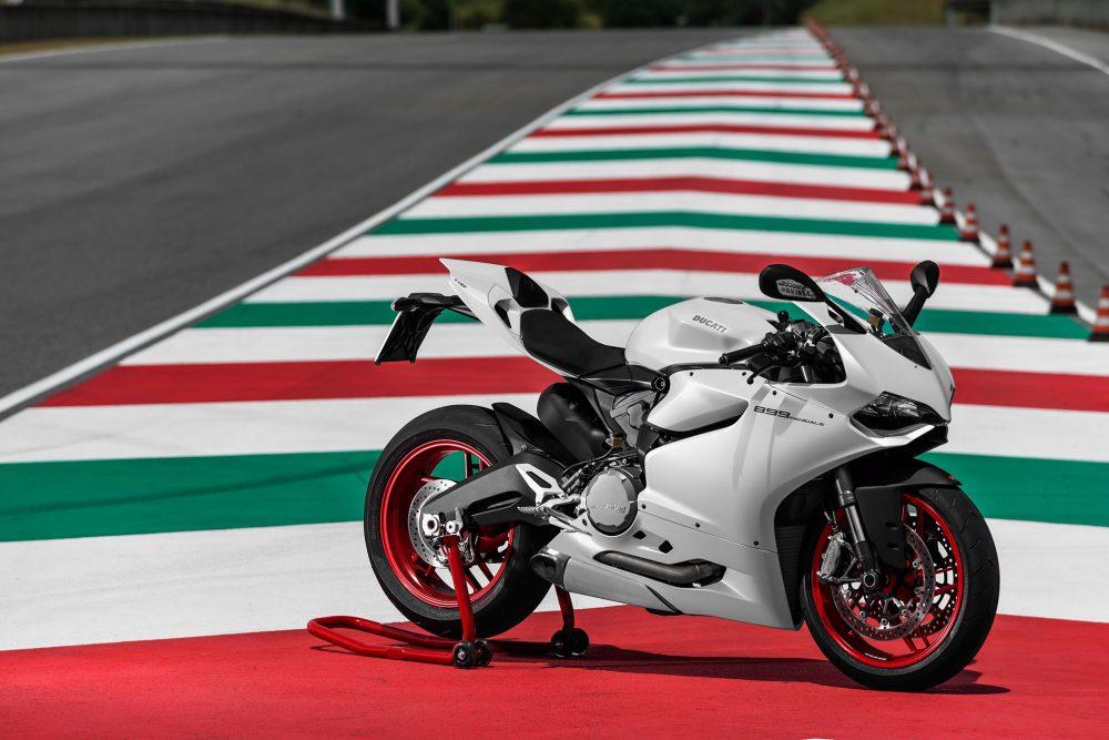 2015 Ducati 899 Panigale 3