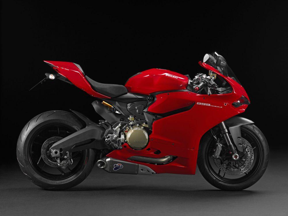 2015 Ducati 899 Panigale 1