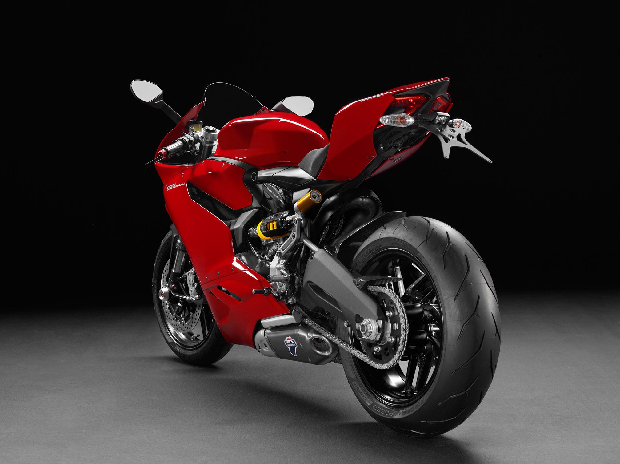 2015 Ducati 899 Panigale 2