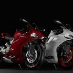The 2015 Ducati Panigale 899