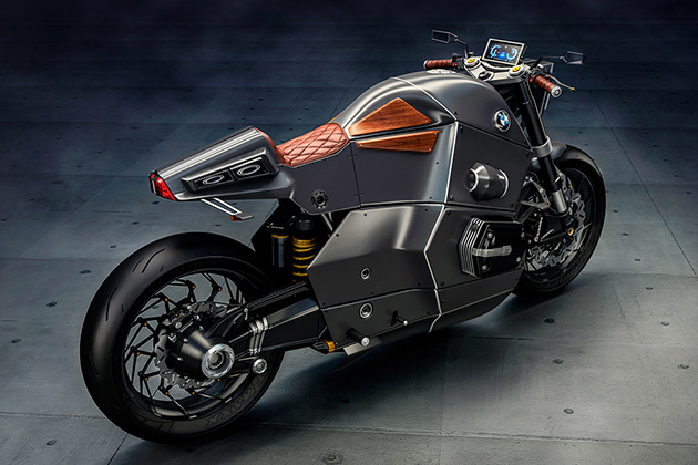 BMW Urban Racer Concept by Jans Slapins 1