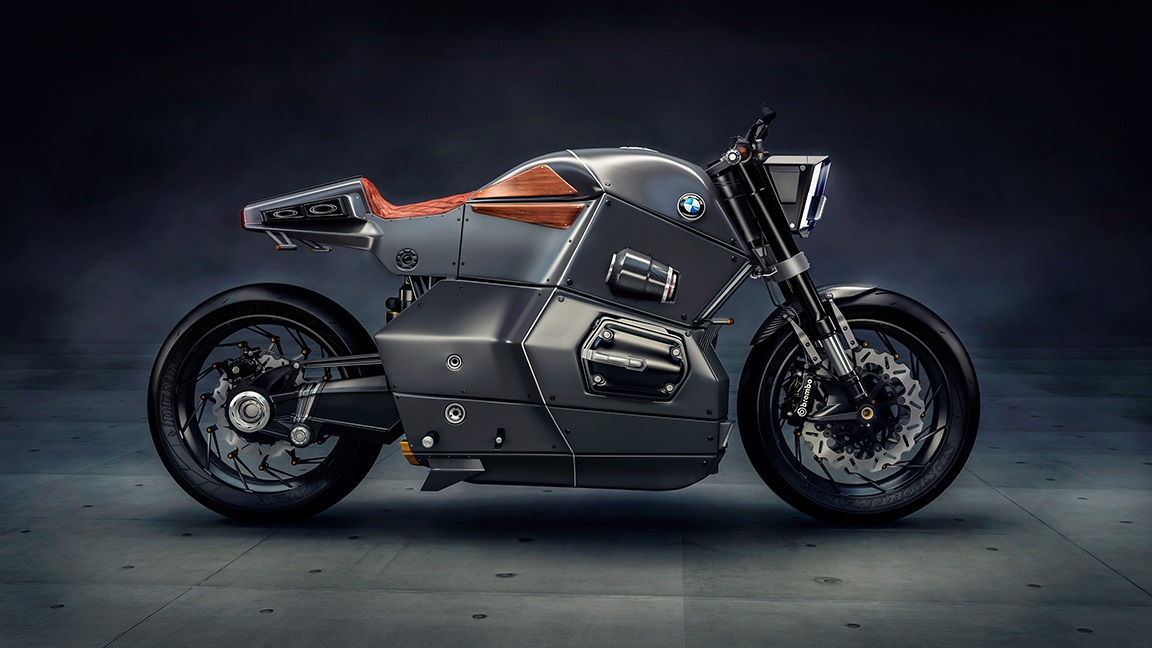 BMW Urban Racer Concept by Jans Slapins 2