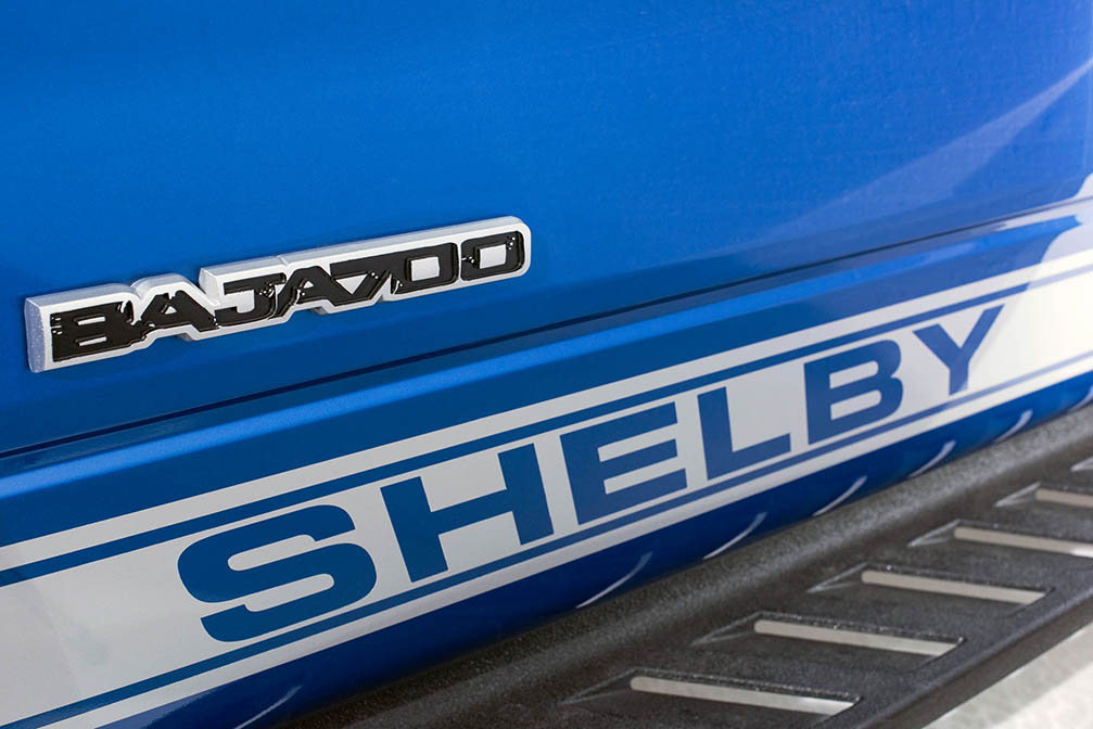 Shelby Baja 700 vs. Hennessey VelociRaptor 3