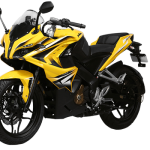 The 2015 Bajaj Pulsar RS200