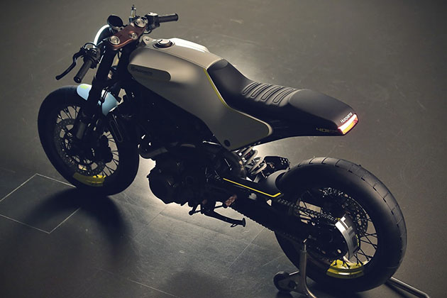 Husqvarna 401 Concept 7