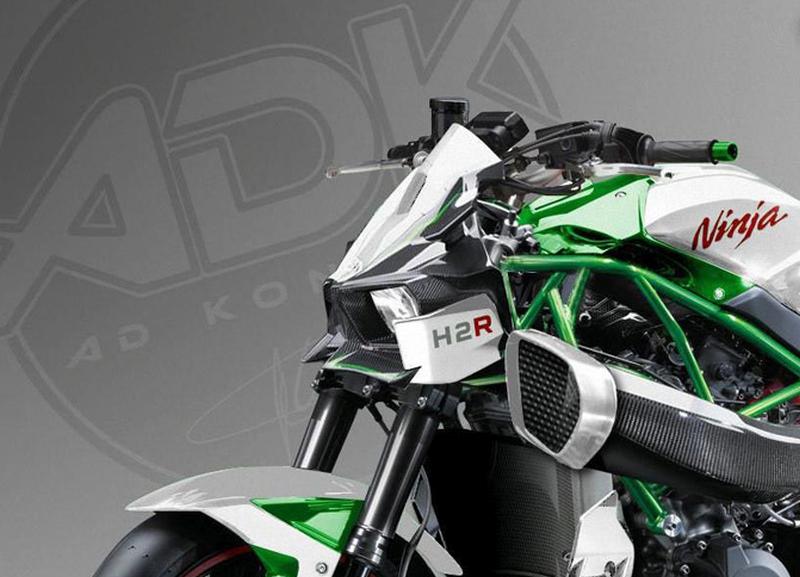Kawasaki H2R Custom 1