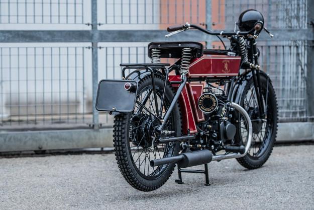 Black Douglas Motorcycles - Sterling 2