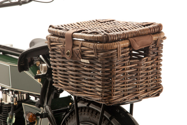 Black Douglas Motorcycles - Sterling 5