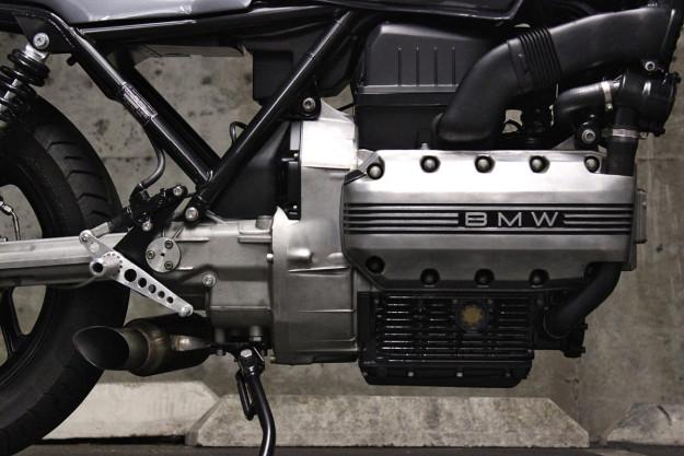 BMW K100 Cafe Racer 3