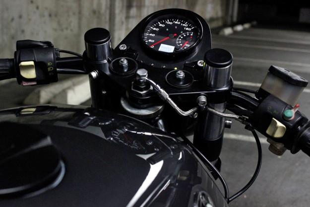 BMW K100 Cafe Racer 5