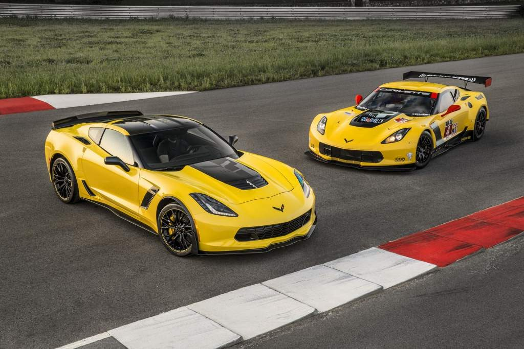 Chevy Corvette Z06 C7.R