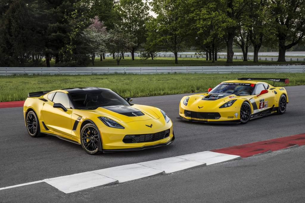 The Corvette Z06 C7.R Edition Is A Beast Only 500 Lucky Ones Will Have